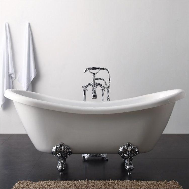 Acrylic Freestanding Bathtubs Uk Countess 1760mm Acrylic Freestanding Bath – Just Tiles Uk