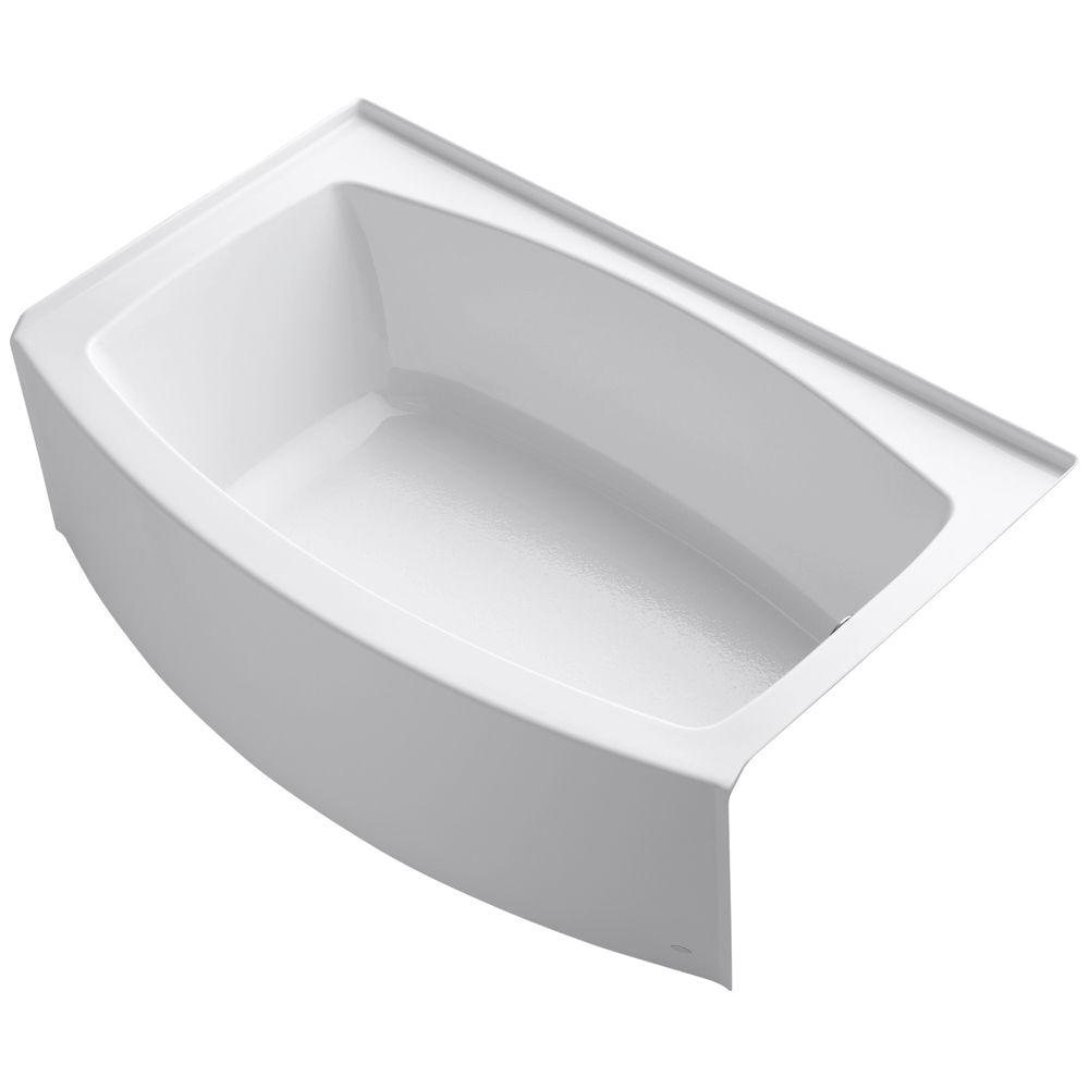 36 inch wide bathtub