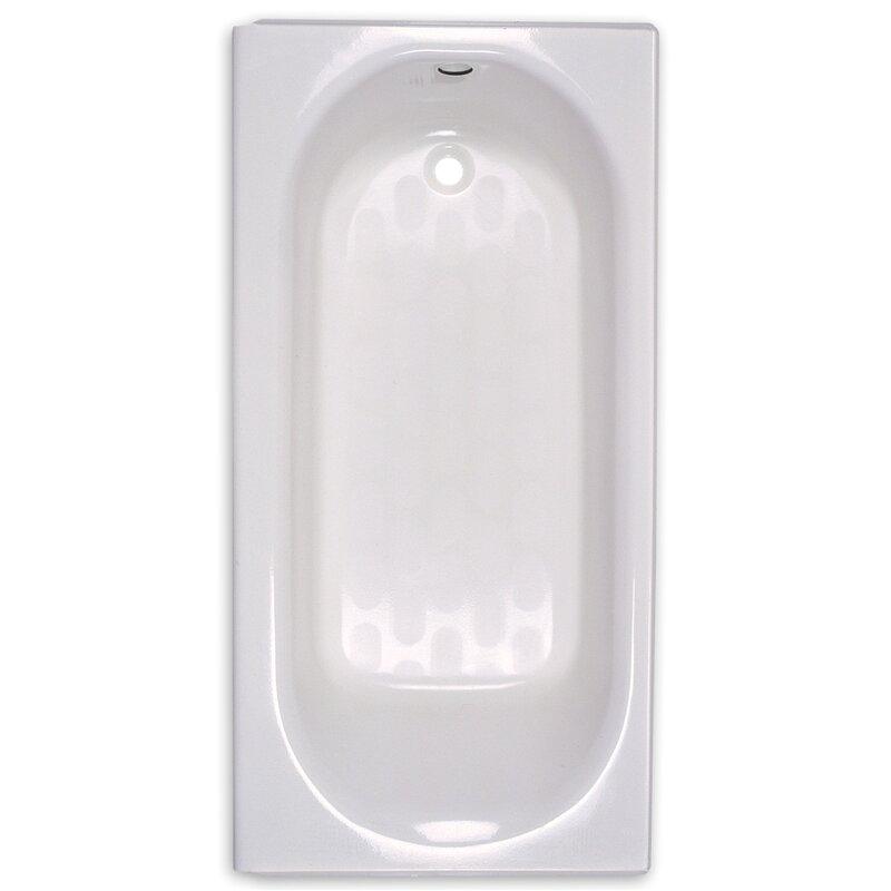 american standard princeton 60 x 34 alcove soaking bathtub asd2320