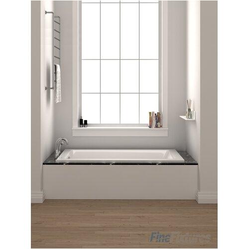 Soaking Drop In or Alcove 30 x 60 Bathtub BT104 BT FINF1001