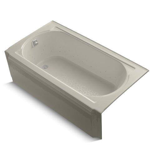 Kohler Memoirs Alcove Bubblemassage 60 x 34 Soaking Bathtub K 723 G0 L590 K KOH refid=BPA49 KOH