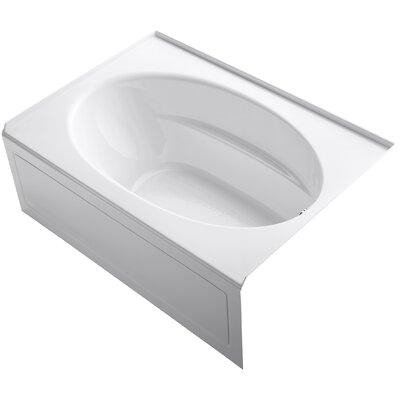 Kohler Windward 60 X 42 Alcove Bath with Integral Apron and Right Hand Drain 1113 RA KOH8323