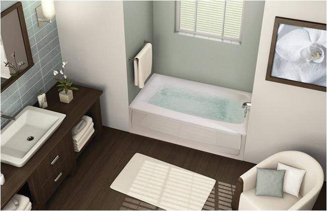 Alcove Bathtub Depth Standard Alcove Tubs Products Aqua Blue Welland