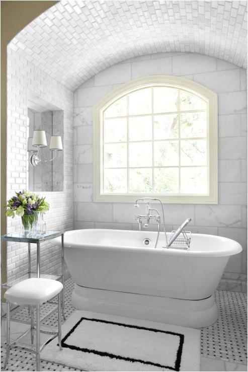 Alcove Bathtub Designs Alcove Bathtub Transitional Bathroom Mark Williams