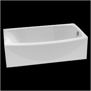 Alcove Bathtub Less Than 60 Inches Bathtubs