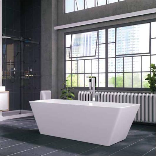 alcove cosmos freestanding bathtub