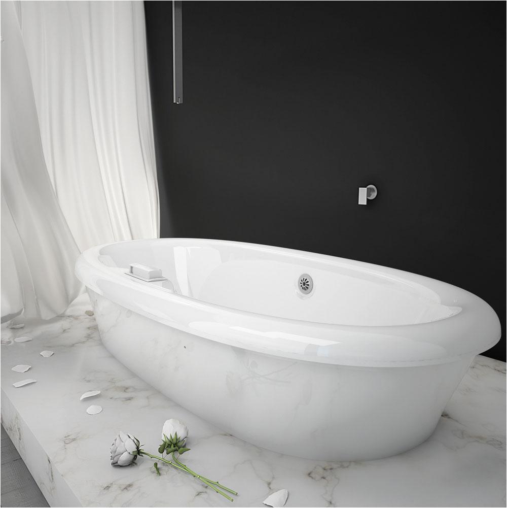 Alcove Bathtub Parts Bain Ultra Sanos 7240 Freestanding at Bay State Plumbing
