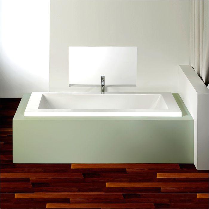 alcove flory de colt 66 bathtub