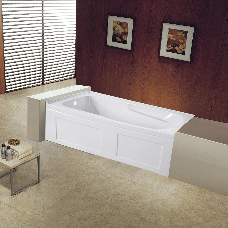 bathtub feature 12 vtap cl contemporary alcove bathtub