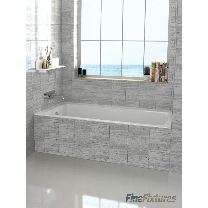 Drop In or Alcove 30 x 60 Bathtub FINF1104