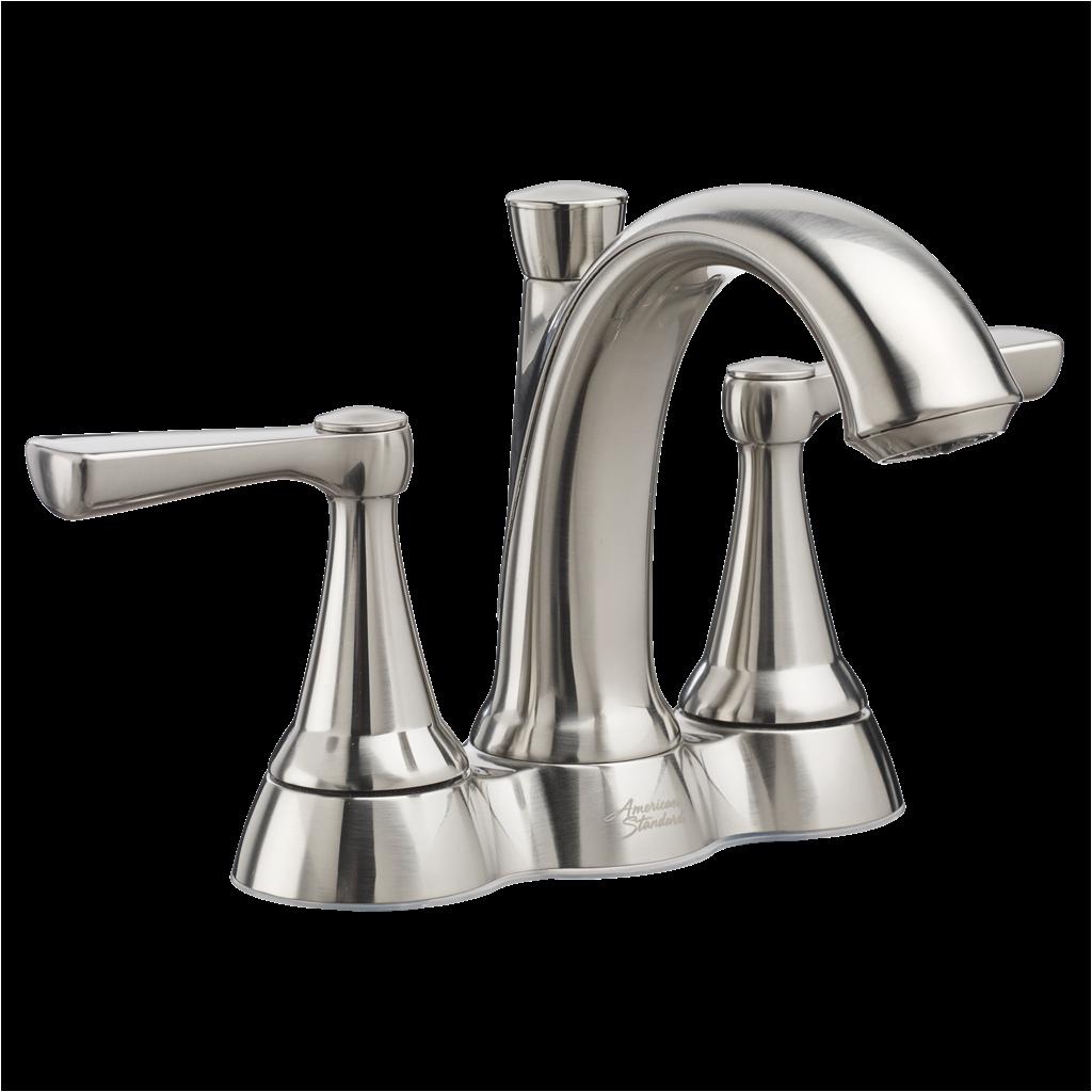 kempton 2 handle centerset bathroom faucet