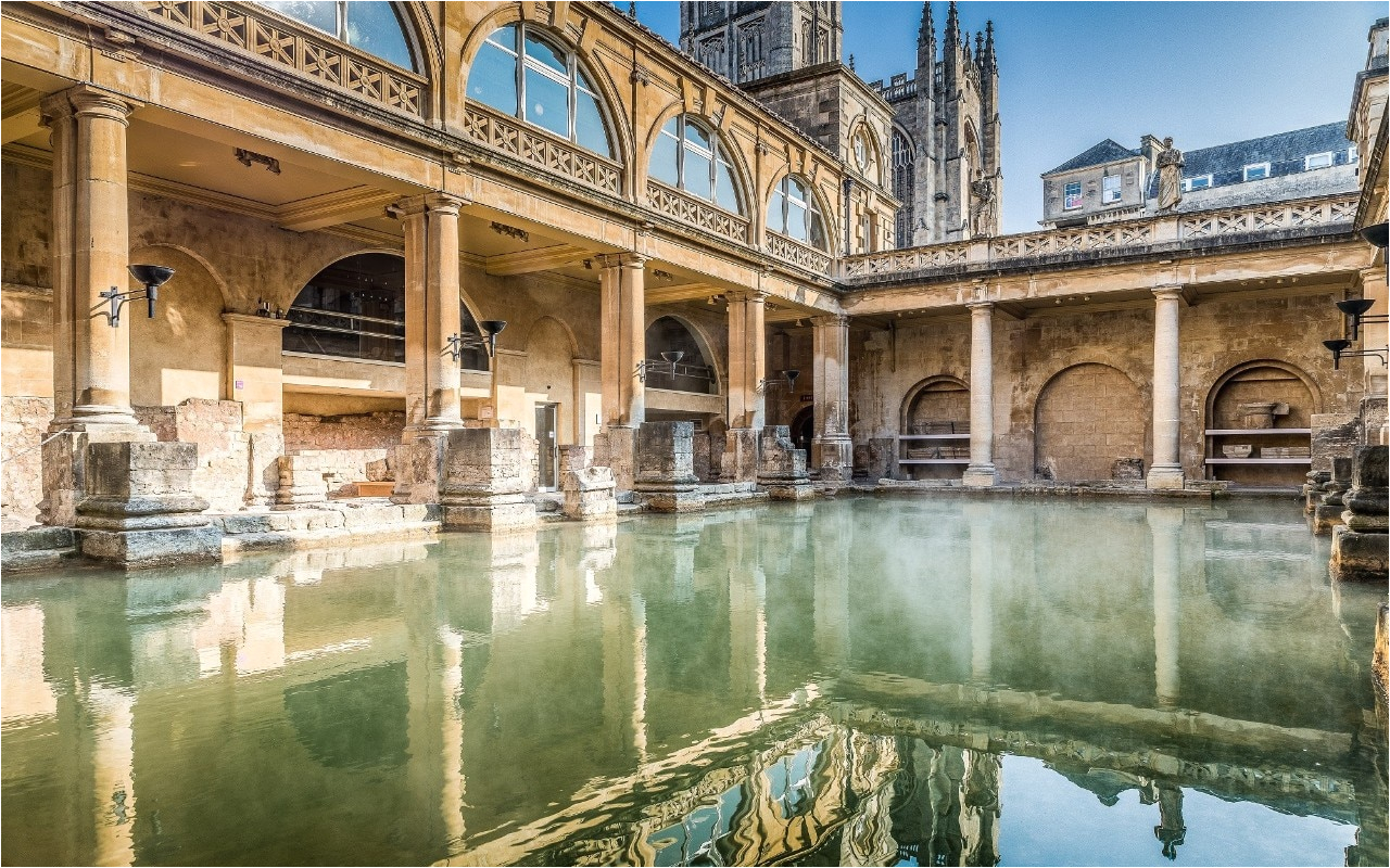bath attractions