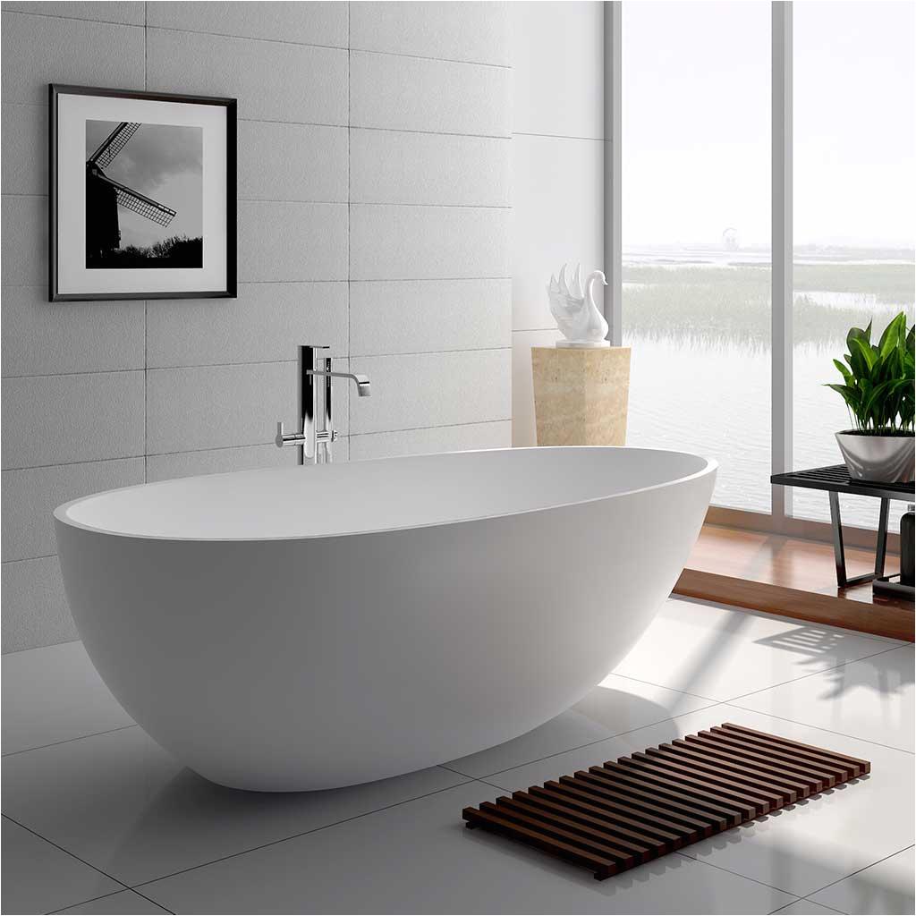 Are Bathtubs soaking Bahama Stone Bath Otc Tiles & Bathroom