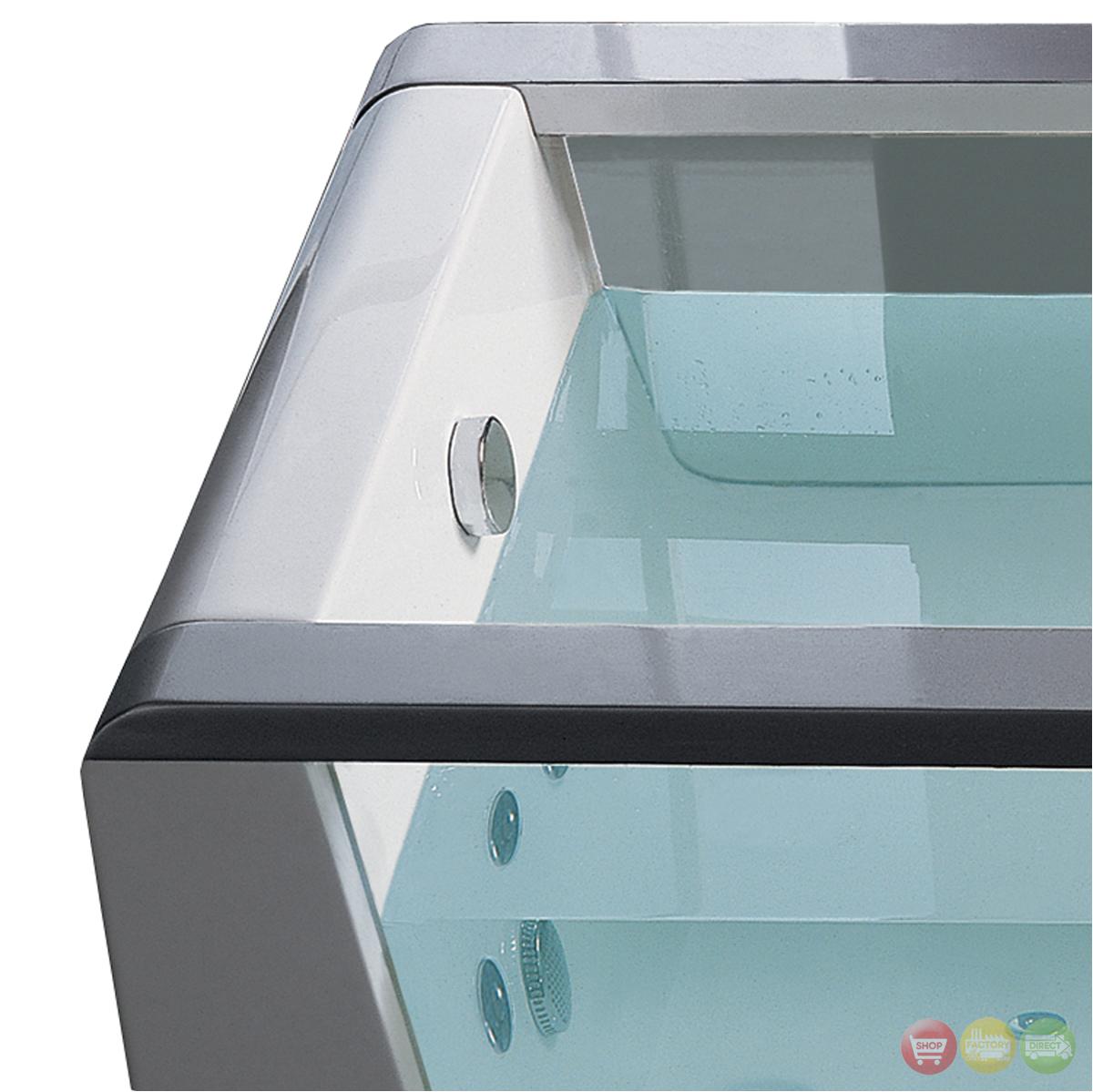 ariel contemporary bathtub am152jdtsz 59