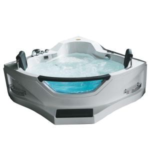 Ariel Bt 084 Whirlpool Bathtub Ariel 4 Ft 11 In Whirlpool Tub In White Bt 084 the