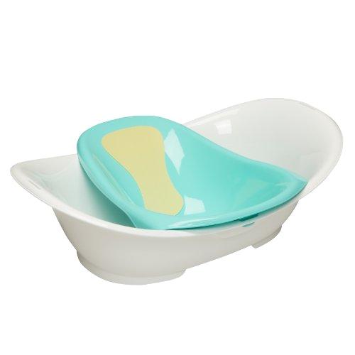 bathroom baby infant newborn bath bathtub bathing folding safe sensor washbasin B01JELMI8W