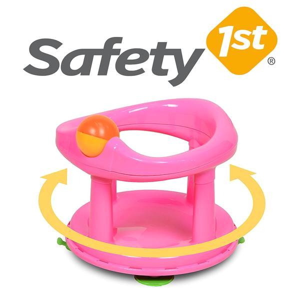 safety 1st swivel baby bathtub seat pink