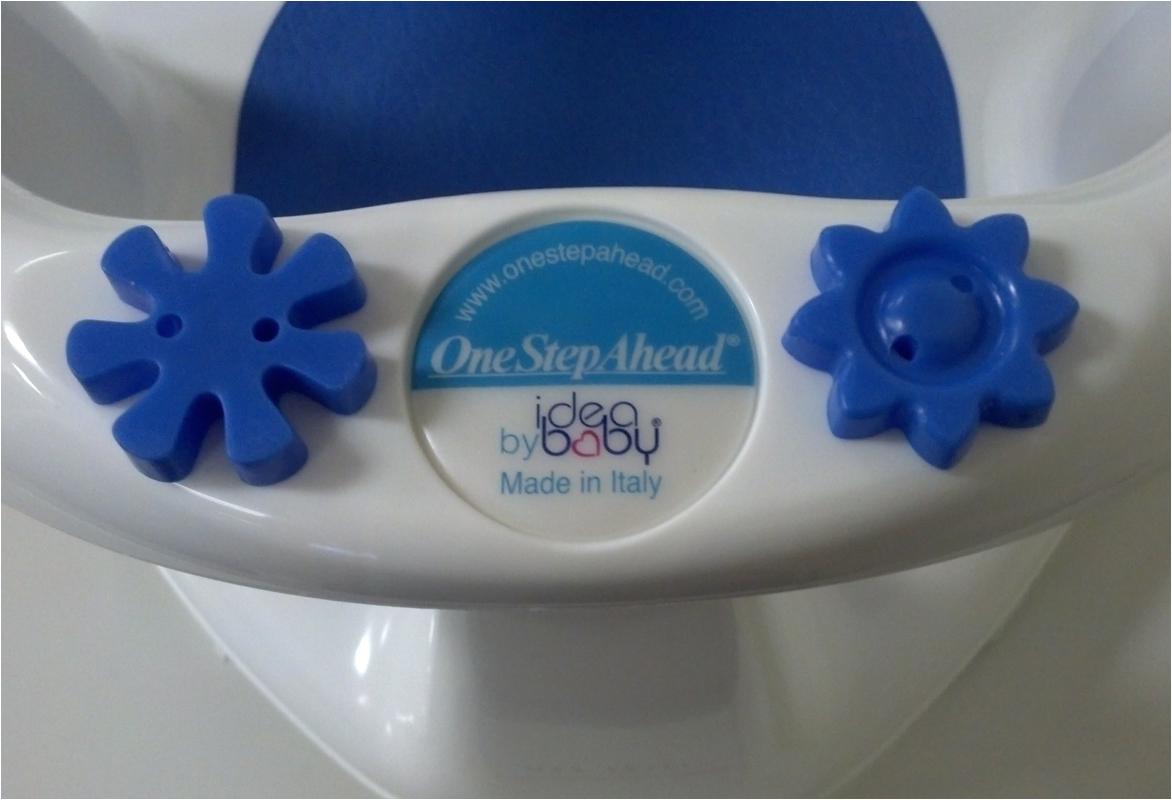 Chelsea Scott Recalls Idea Baby Bath Seats