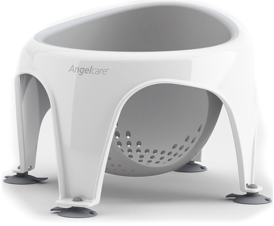 Angelcare Baby Bath Seat gray