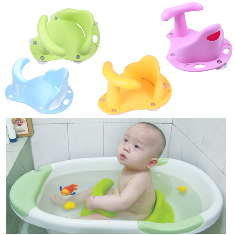 Baby Bath Seat for Boy Baby Infant Kid Child toddler Bath Seat Ring Non Slip Anti