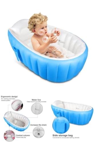 Baby Bath Seat for Tub Infant Newborn toddler Tub Baby Bath Seat Shower Bathing
