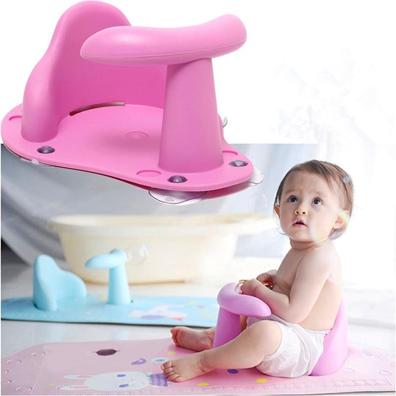 anti slip baby bath seat with arm rest variant=