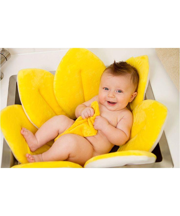 Baby Bath Seat Yellow Blooming Sunflower Baby Bath Baby Pinterest