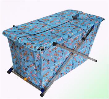 China Portable Baby Bath Tub With Stand FDB 092
