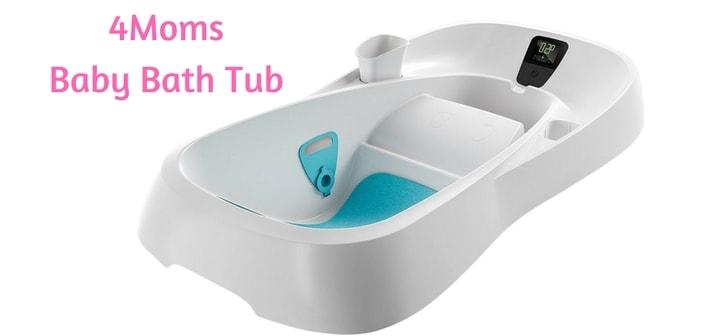 baby bathtub 4moms infant tub