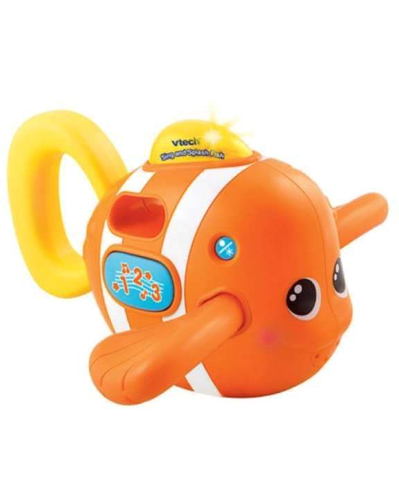 vtech baby sing and splash fish i s