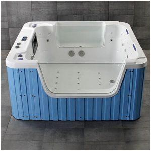 Baby Bath Tub Jacuzzi Baby Jacuzzi Spa Bath Tub White Acrylic Baby Swim Pool