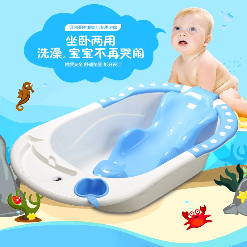 Baby Bath Tub Large Size Baby Tubs Bath & Shower Products Baby Care Mother & Kids