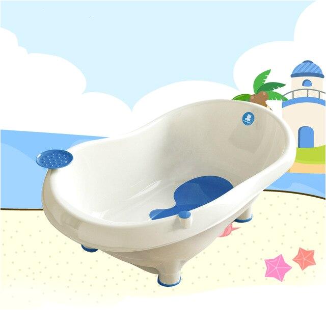 Baby Bath Tub Large Size 신생아 유아 욕조 승 다리 아기 욕조 대형 아기 욕조 어린이 목욕 짙어지면서 유아 욕조 에서신생아 유아