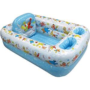 Baby Bath Tub Seat Walmart Amazon Sesame Street Inflatable Bathtub Baby