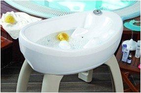 Baby Bath Tub with Legs Baby Bathtub Stand Foter