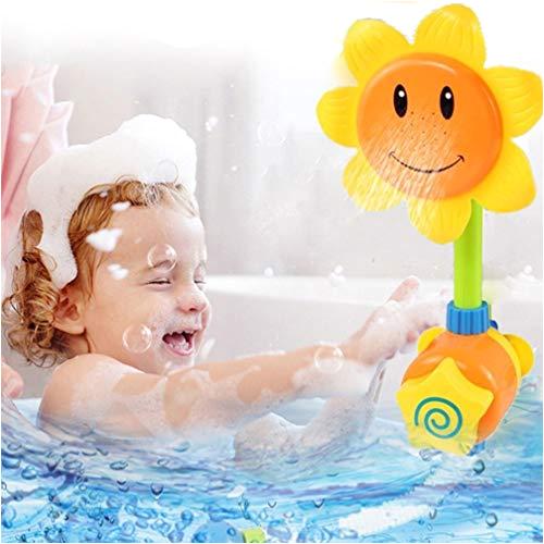 Baby Bath Tub with Sprayer Sunflower Baby Shower Amazon