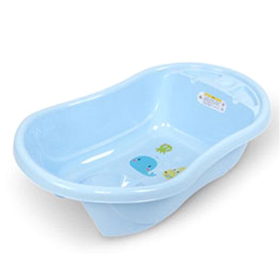 baby bath tub blue