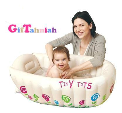 tiny tots bath tub inflatable baby bathtub tahniah 2018 03 Sale P