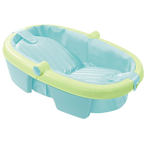 Baby Bathtub Babies R Us Buy Summer Infant Folding Bath Line at Johnlewis
