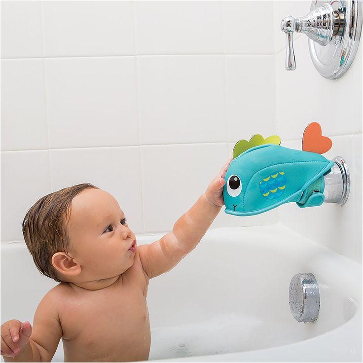 Baby Bathtub Cover Cap the Tap Spout Cover™ Bath Time