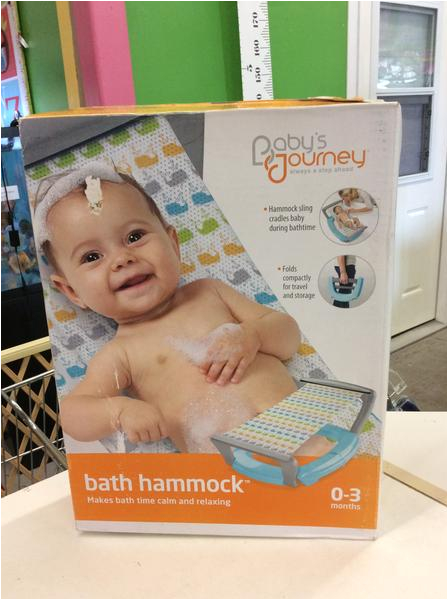 babys journey bath hammock