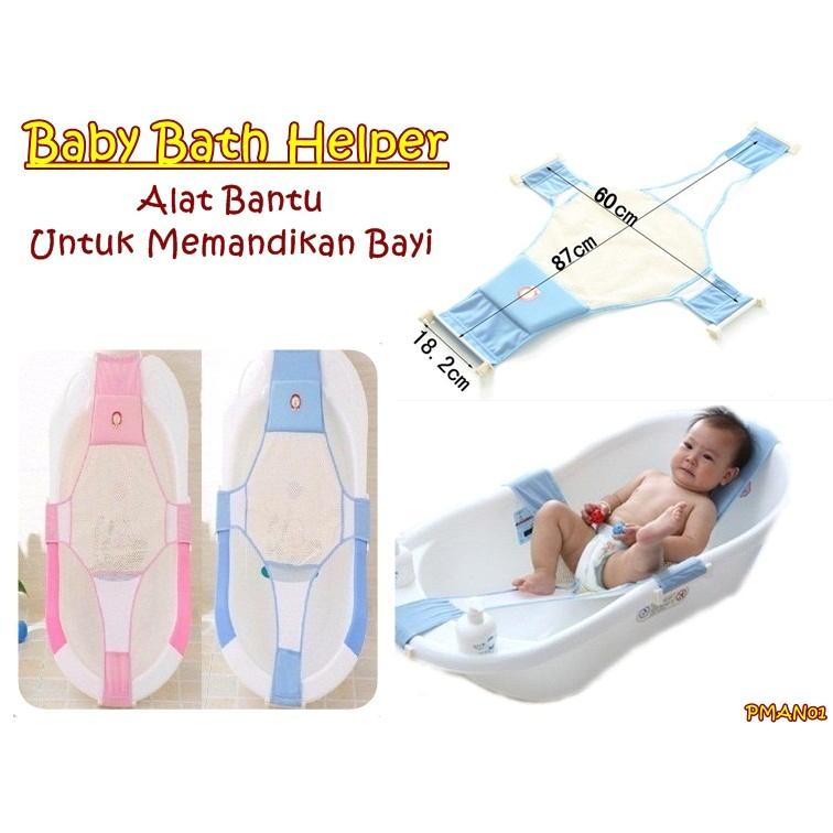 PMAN01 Baby Bath Helper Alat Bantu Untuk Memandikan Bayi i