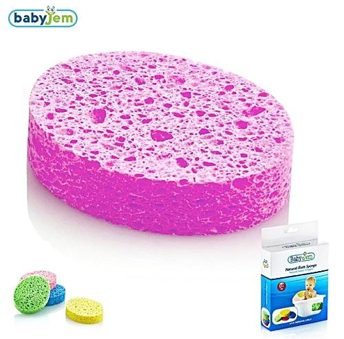 baby jem natural bath sponge pink price from jumia egypt