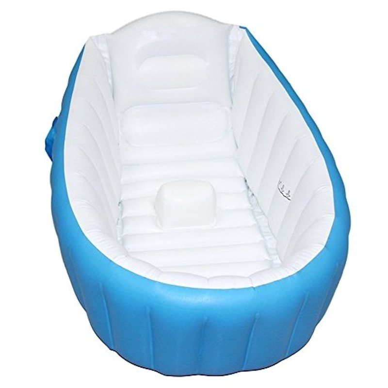 infant baby newborn inflatable bathtub swimming pool kid bath seat tod aiyoyomy F 2007 01 Sale I