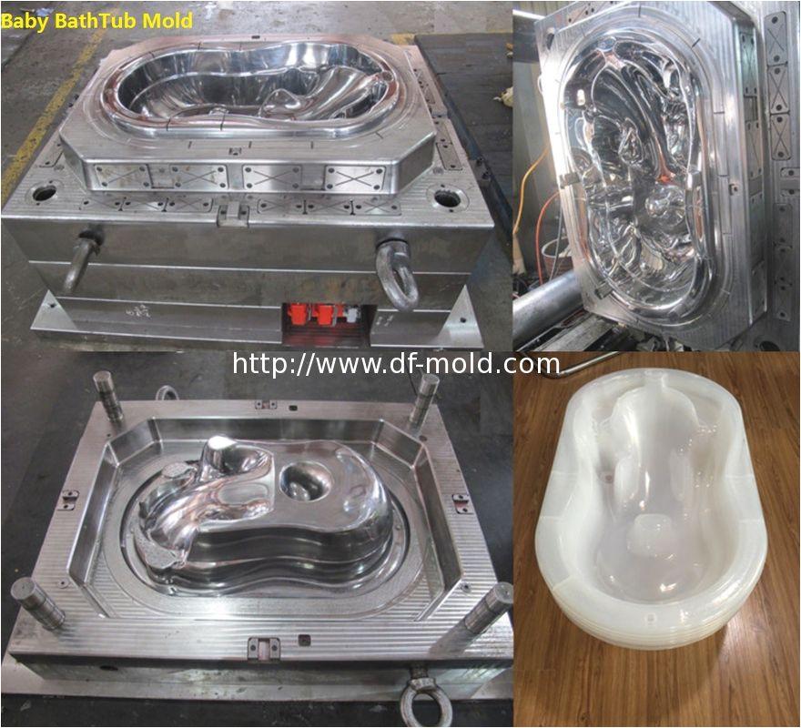 Baby Bathtub Mold China Mould Maker Plastic Mold for Baby Bathtub