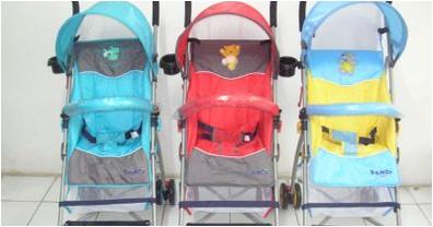 baby stroller murah kereta dorong lucu