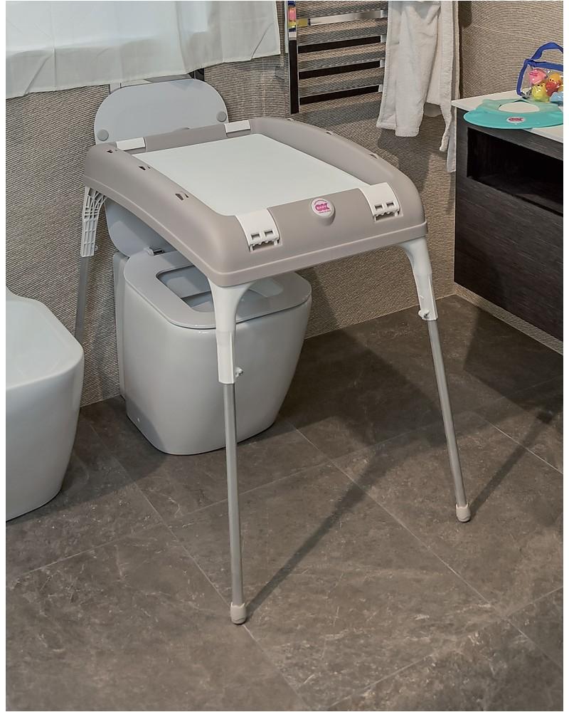 okbaby bath stand for laguna onda onda evolution baby bathtub funnel kit included P