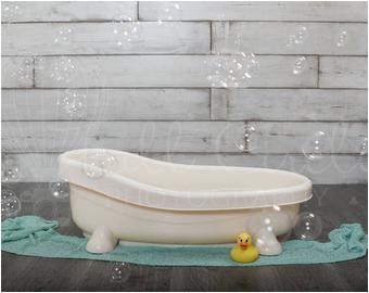bathtub prop