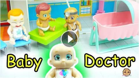 baby secrets go to doctor color change diapers surprise bath tub babies blind bags c1df8882b