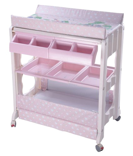 bath changing table